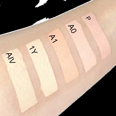 Paleta 5 korektorów 11 g - Concealer Palette