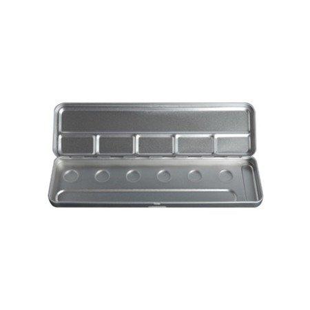 Puste metalowe opakowanie 6 kol. - Metal Box 6